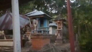 صورة شاهد اللحظات الأولى لوقوع زلزال في جزيرة بالي الإندونيسية