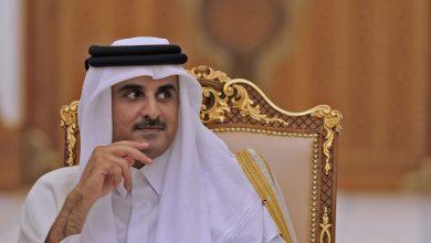 صورة أمير قطر ينعى النائب البريطاني المقتول طعنا ويبرز دوره بعلاقات الدوحة ولندن