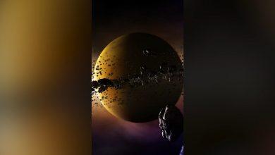 """صورة ناسا تطلق """"لوسي"""" إلى الفضاء في مهمة تستمر 12 عامًا لاستكشاف """"كويكبات طروادة"""""""