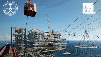 """صورة صندوق الاستثمارات السعودي يطلق """"The Rig"""" المشروع السياحي الأول من نوعه في العالم"""