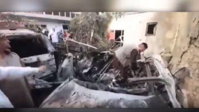 صورة تعويضات لأقارب ضحايا أفغان قتلوا في غارة أمريكية بالخطأ