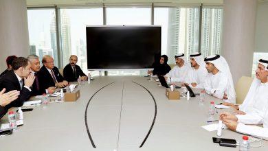صورة اجتماع اقتصادي بين الإمارات وتركيا على هامش معرض إكسبو