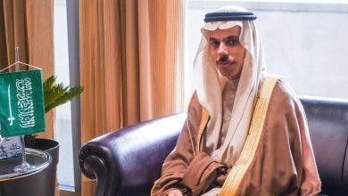 صورة السعودية.. وزير الخارجية يلتقي السفير القطري لدى الرياض
