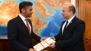 محمد-بن-زايد-يدعو-رئيس-وزراء-إسرائيل-إلى-زيارة-الإمارات