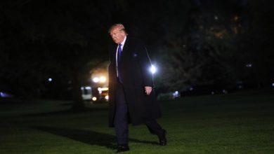 صورة ترامب يهاجم كولن باول وتغطية الإعلام لوفاته: آمل أن يعاملوني مثله