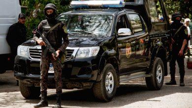 صورة سرقة هاتف صحفي أثناء بث مباشر في مصر.. والداخلية تكشف الملابسات