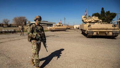 صورة مسؤول بالبنتاغون: هجوم بطائرة دون طيار يستهدف موقعًا للقوات الأمريكية جنوب شرق سوريا
