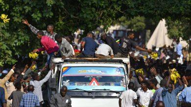 صورة مجهولون يقتحمون مقر وكالة الأنباء السودانية قبيل مؤتمر قوى إعلان الحرية والتغيير