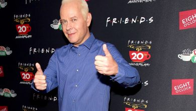 """صورة وفاة جيمس مايكل تايلر.. """"غونثر"""" سابع أصدقاء """"فريندز"""""""