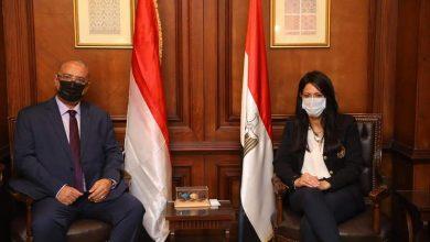 صورة وزيرة التعاون الدولي تبحث سبل تعزيز التعاون الاقتصادي المشترك مع نظيرها اليمني