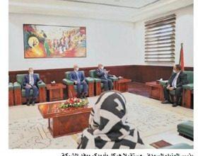 صورة القلعة وطاقة عربية تعتزمان تنفيذ مشاريع توصيل الغاز و الطاقة الشمسية بدولة السودان