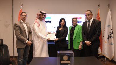 صورة سفارة الإمارات تنظم مع مؤسسة أهل مصر للتنمية ندوة حول المبادرات الانسانية