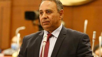 صورة رئيس حزب الريادة يهنئ المحاسب تيسير مطر لاختياره وكيلا للجنة الصناعة بمجلس الشيوخ