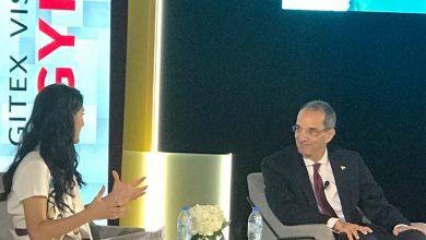 صورة عمرو طلعت وزير الاتصالات :  تعاون مصري أفريقى في مجالات تطوير البنية التحتية للاتصالات وبناء القدرات الرقمية