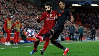 صورة محمد صلاح يقود ليفربول ضد أتلتيكو مدريد فى دوري أبطال أوروبا