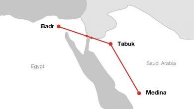 """صورة كونسورتيوم """"هيتاشي إيه بي بي باور جريدز"""" يحصل على عقد لأول خط ربط واسع النطاق للتيار المستمر عالي الجهد في الشرق الأوسط وشمال أفريقيا"""