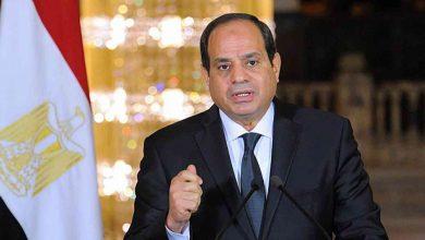 صورة الرئيس السيسي: مصر تبنت مشروعا قوميا لتبطين الترع والتحول لنظم الري الحديثة