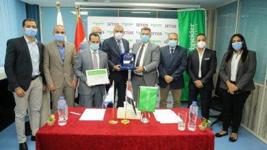 صورة شنايدر إلكتريك مصر توقع اتفاقية تعاون مع تكنولوجيا البيئة المتكاملة والخدمات البترولية IETOS
